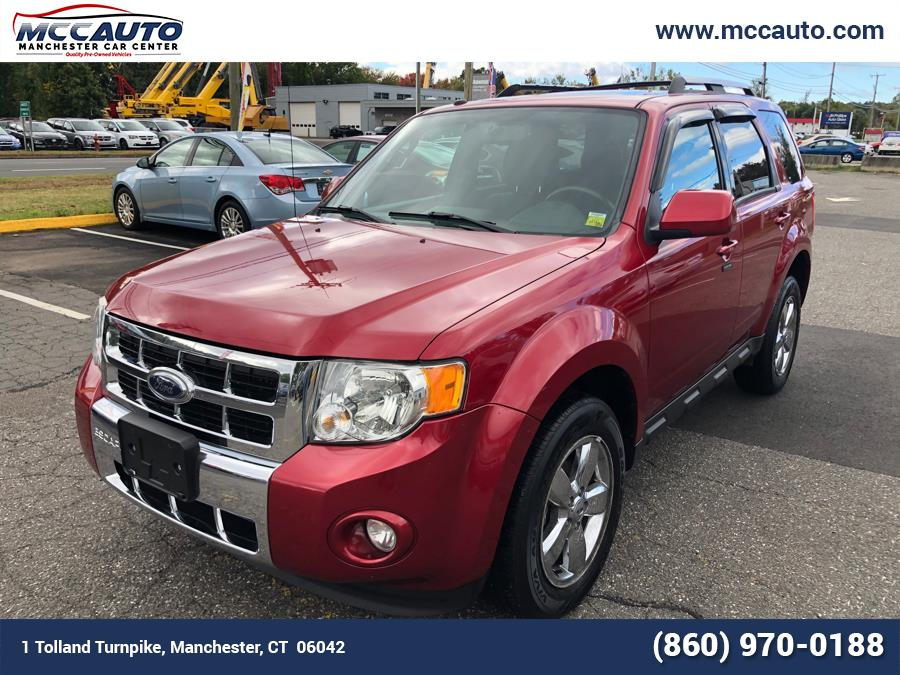 2009 Ford Escape 4WD 4dr V6 Auto Limited, available for sale in Manchester, Connecticut | Manchester Car Center. Manchester, Connecticut