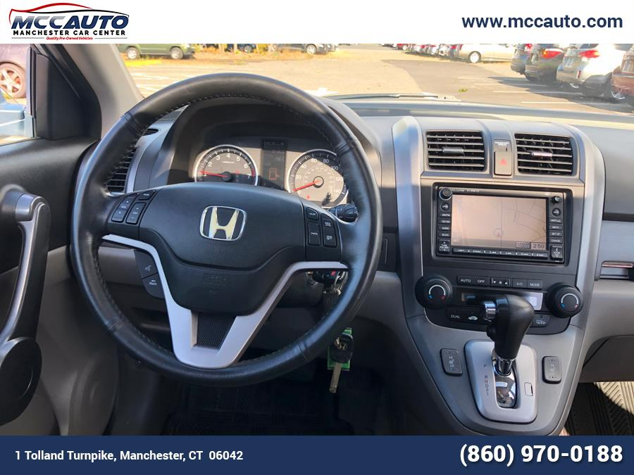 2009 Honda CR-V 4WD 5dr EX-L w/Navi, available for sale in Manchester, Connecticut | Manchester Car Center. Manchester, Connecticut