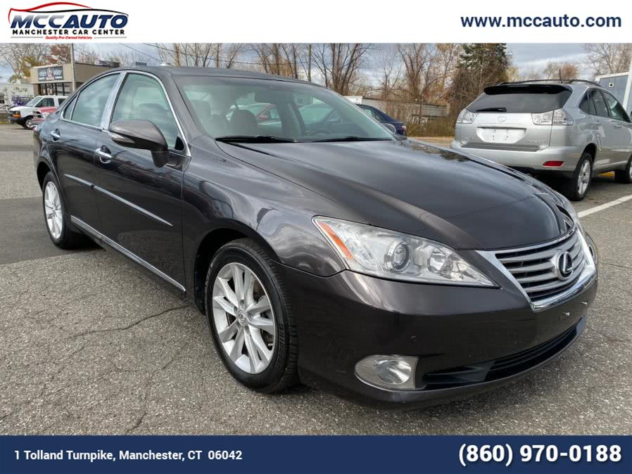 Used 2011 Lexus ES 350 in Manchester, Connecticut | Manchester Car Center. Manchester, Connecticut