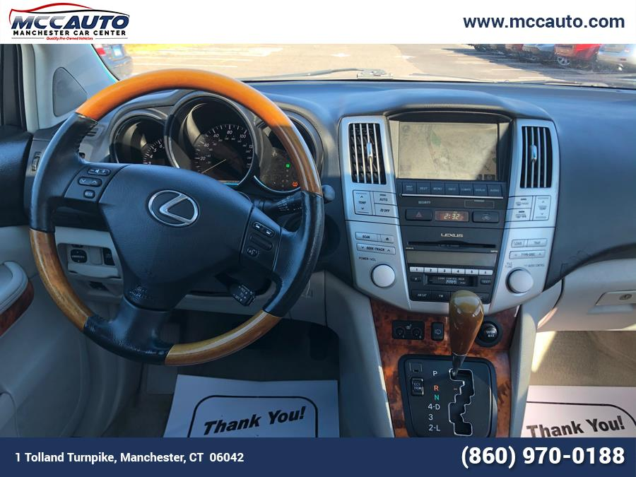 2008 Lexus RX 350 AWD 4dr, available for sale in Manchester, Connecticut   Manchester Car Center. Manchester, Connecticut