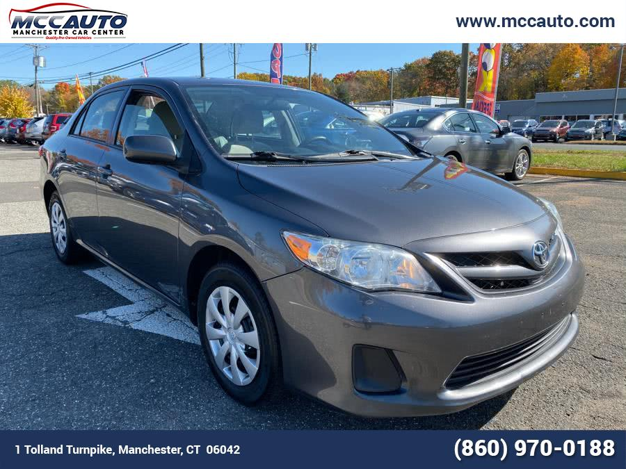 Used 2013 Toyota Corolla in Manchester, Connecticut | Manchester Car Center. Manchester, Connecticut