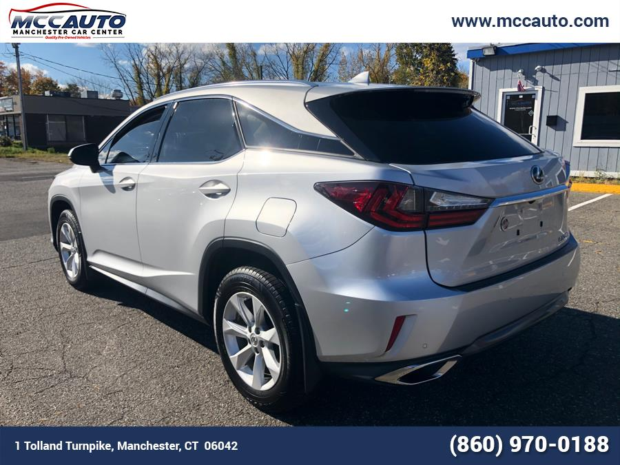 2016 Lexus RX 350 AWD 4dr, available for sale in Manchester, Connecticut | Manchester Car Center. Manchester, Connecticut