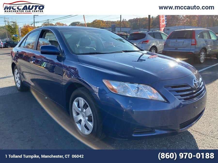 Used 2007 Toyota Camry in Manchester, Connecticut | Manchester Car Center. Manchester, Connecticut