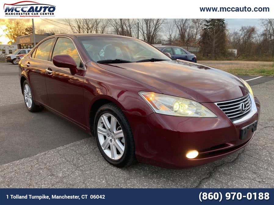 Used 2007 Lexus ES 350 in Manchester, Connecticut | Manchester Car Center. Manchester, Connecticut