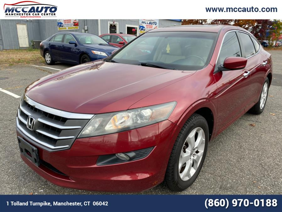 Used Honda Accord Crosstour 4WD 5dr EX-L 2010 | Manchester Car Center. Manchester, Connecticut