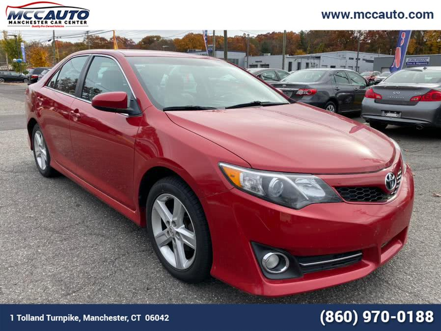 Used 2012 Toyota Camry in Manchester, Connecticut | Manchester Car Center. Manchester, Connecticut