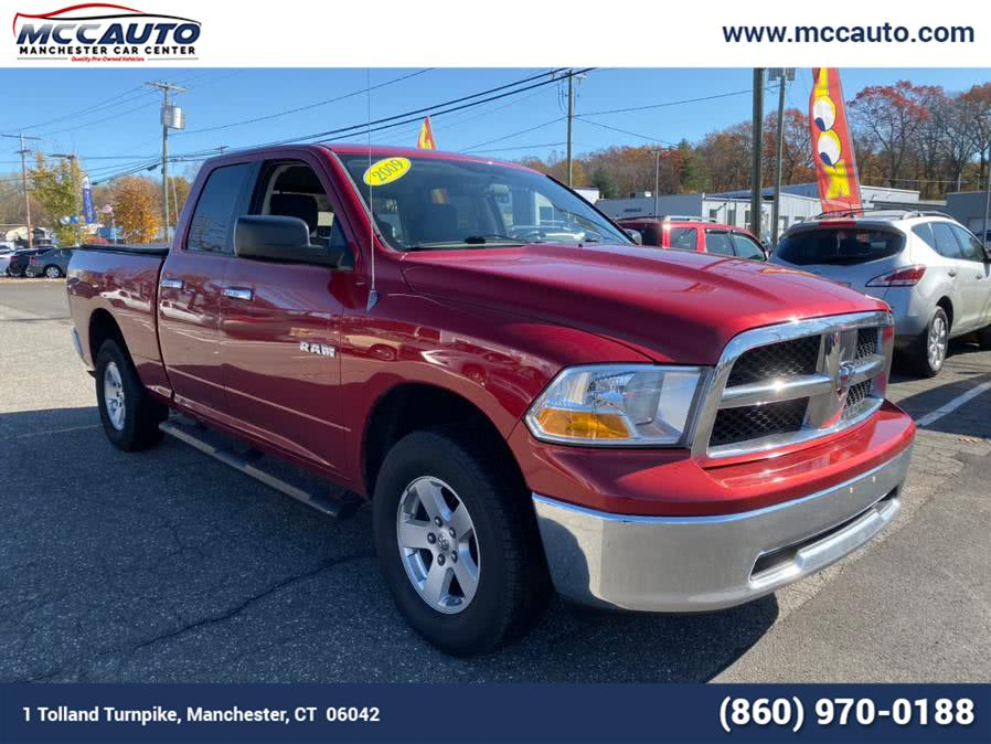 Used 2009 Dodge Ram 1500 in Manchester, Connecticut | Manchester Car Center. Manchester, Connecticut