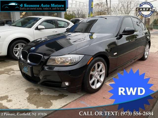 Used 2011 BMW 3 Series in Garfield, New Jersey | 4 Seasons Auto Motors. Garfield, New Jersey