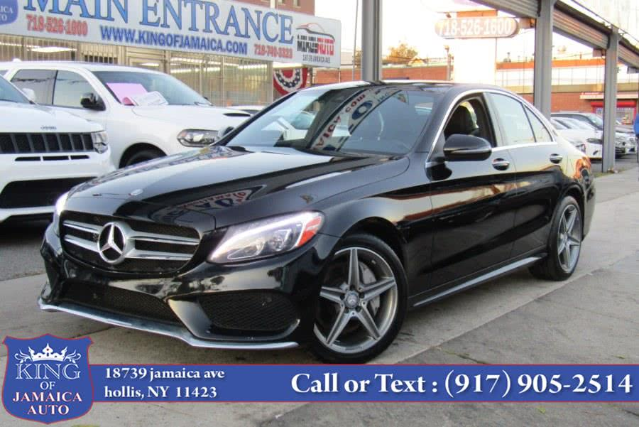 Used 2016 Mercedes-Benz C-Class in Hollis, New York | King of Jamaica Auto Inc. Hollis, New York