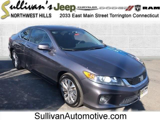 Used Honda Accord EX 2014 | Sullivan Automotive Group. Avon, Connecticut