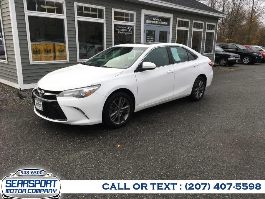 Used 2017 Toyota Camry in Searsport, Maine | Searsport Motor Company. Searsport, Maine
