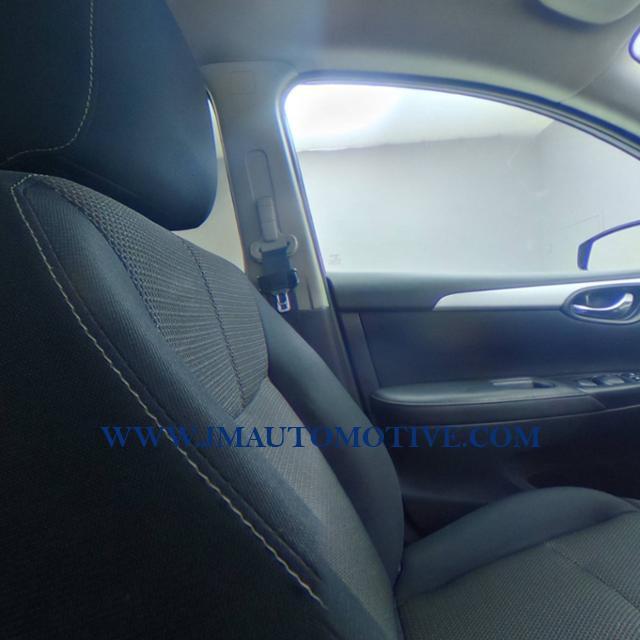 2017 Nissan Sentra S CVT, available for sale in Naugatuck, Connecticut   J&M Automotive Sls&Svc LLC. Naugatuck, Connecticut
