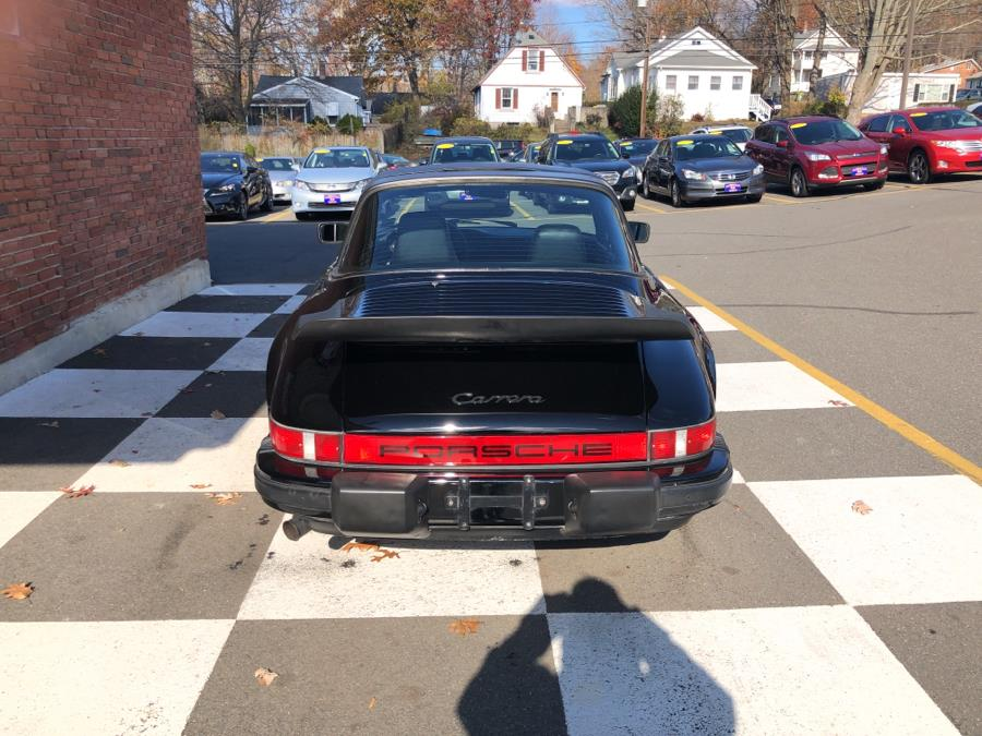 1984 Porsche 911 2dr Carrera Targa, available for sale in Waterbury, Connecticut | National Auto Brokers, Inc.. Waterbury, Connecticut