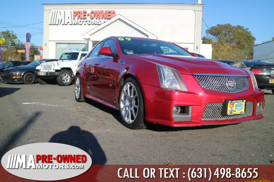 Used 2009 Cadillac CTS-V in Huntington, New York | M & A Motors. Huntington, New York