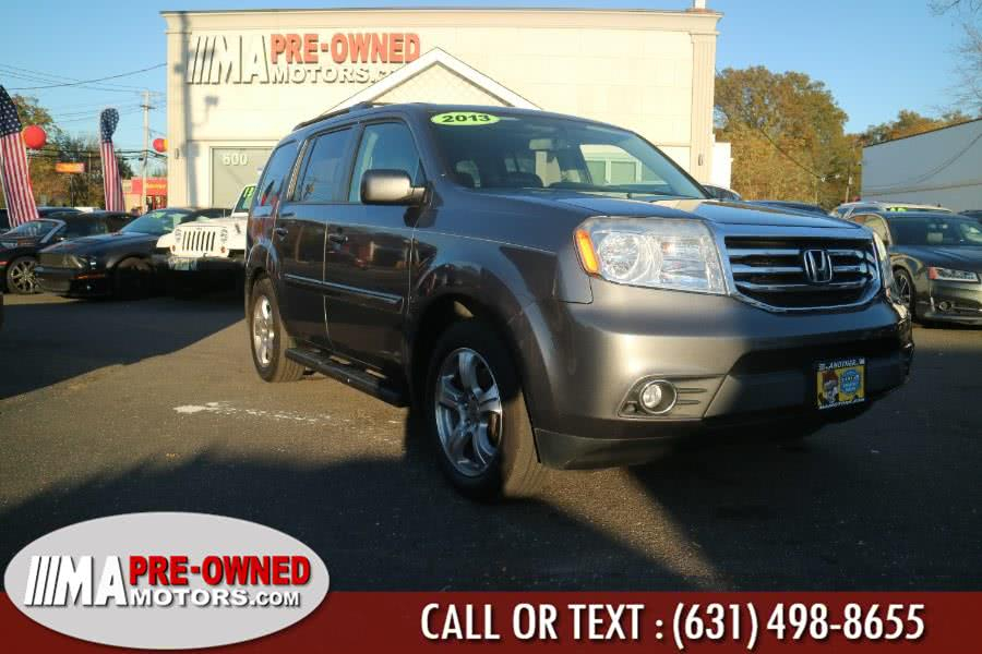 Used Honda Pilot 4WD 4dr EX-L 2013 | M & A Motors. Huntington, New York