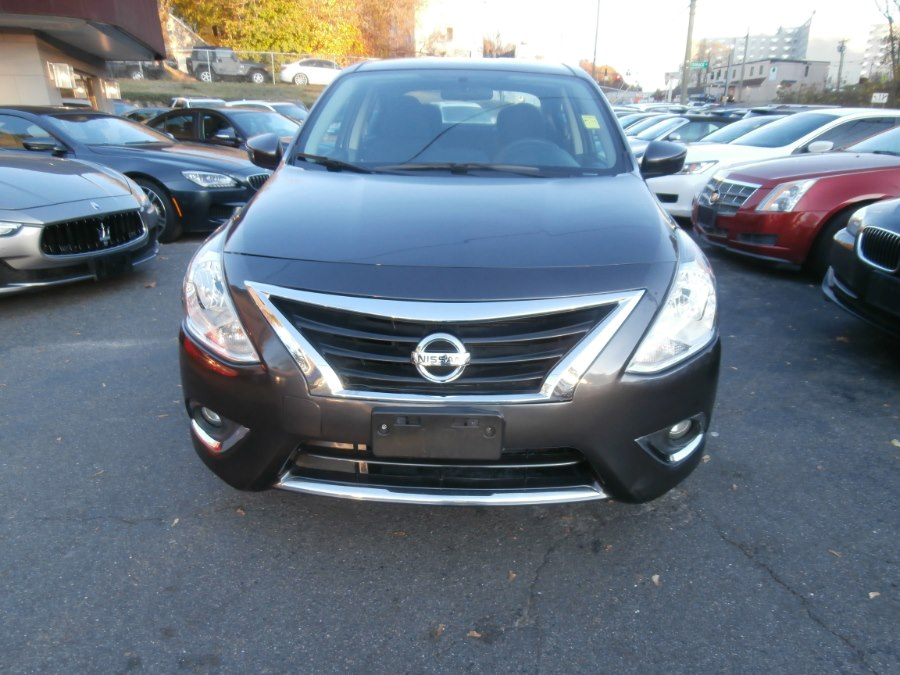 2015 Nissan Versa 4dr Sdn Manual 1.6 S, available for sale in Waterbury, Connecticut | Jim Juliani Motors. Waterbury, Connecticut