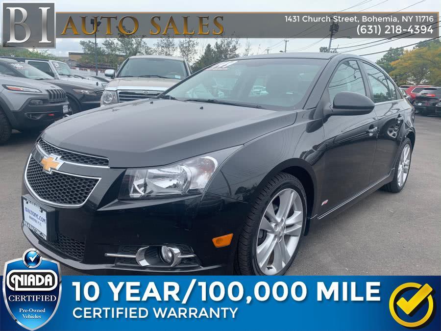 Used 2014 Chevrolet Cruze in Bohemia, New York | B I Auto Sales. Bohemia, New York