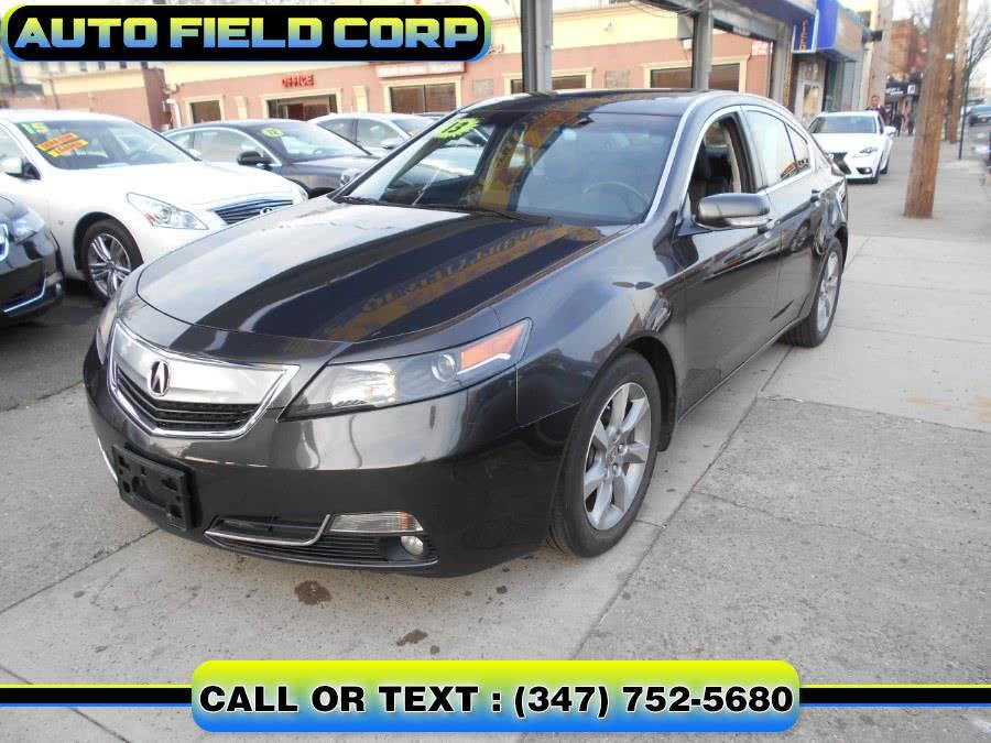 Used Acura TL 4dr Sdn Auto 2WD Tech 2013 | Auto Field Corp. Jamaica, New York