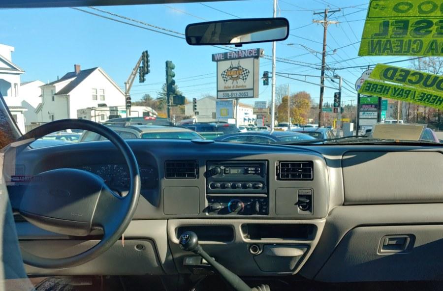2000 Ford Super Duty F-450 Reg Cab 141