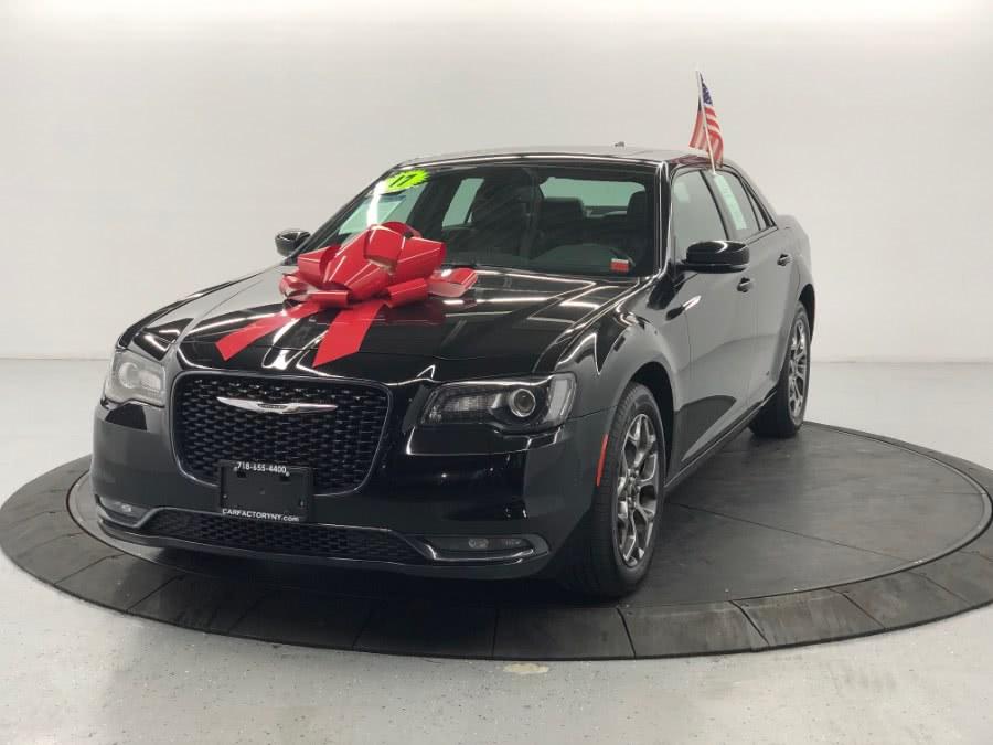 Used Chrysler 300 300S AWD 2017 | Car Factory Inc.. Bronx, New York