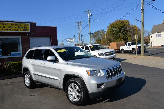 Used Jeep Grand Cherokee Laredo 4WD 2012 | Boulevard Motors LLC. New Haven, Connecticut