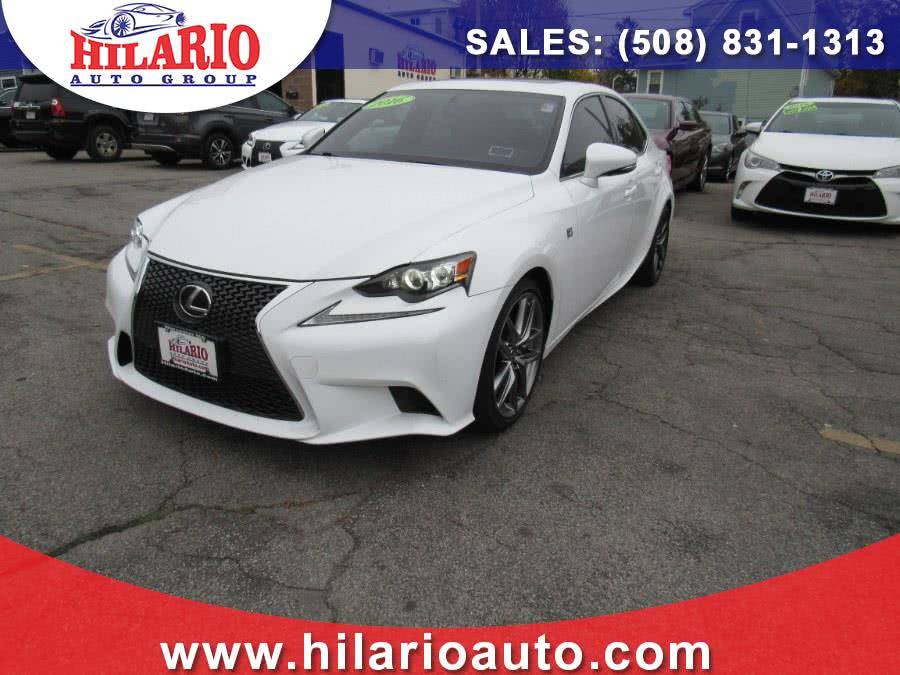 Used 2016 Lexus IS 300 in Worcester, Massachusetts | Hilario's Auto Sales Inc.. Worcester, Massachusetts