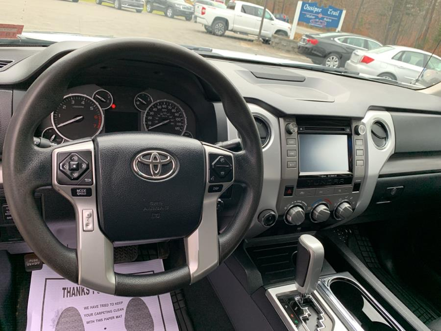 Used Toyota Tundra 4WD Truck trd 2014 | Ossipee Trail Motor Sales. Gorham, Maine