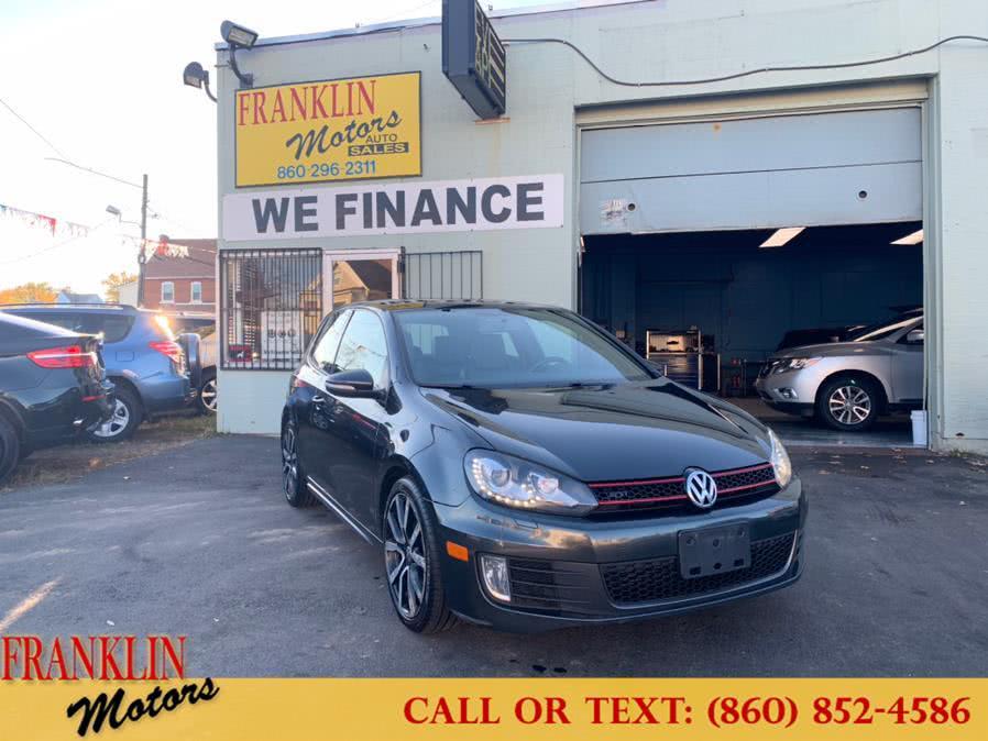 Used 2012 Volkswagen GTI in Hartford, Connecticut | Franklin Motors Auto Sales LLC. Hartford, Connecticut