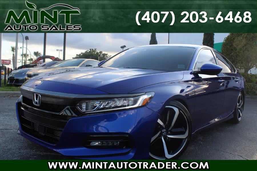 Used 2018 Honda Accord in Orlando, Florida   Mint Auto Sales. Orlando, Florida
