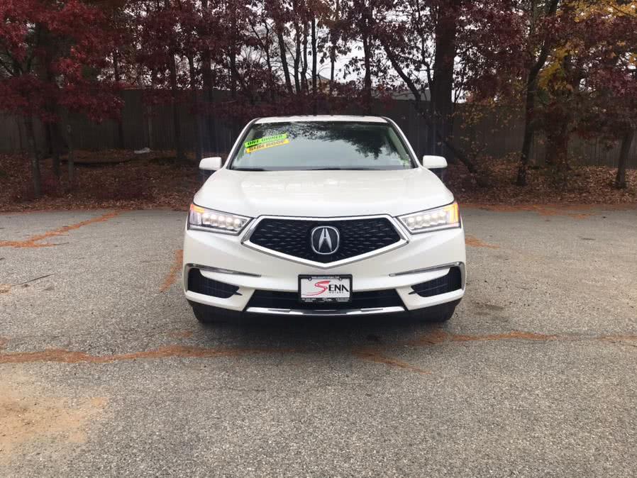 Used 2017 Acura MDX in Revere, Massachusetts   Sena Motors Inc. Revere, Massachusetts