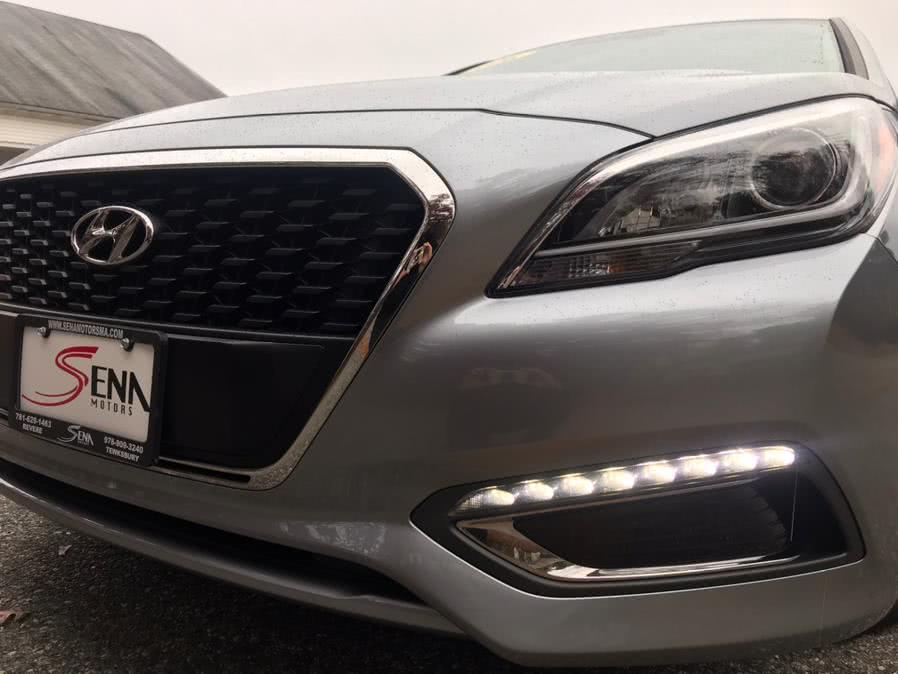 Used 2016 Hyundai Sonata Hybrid in Revere, Massachusetts   Sena Motors Inc. Revere, Massachusetts
