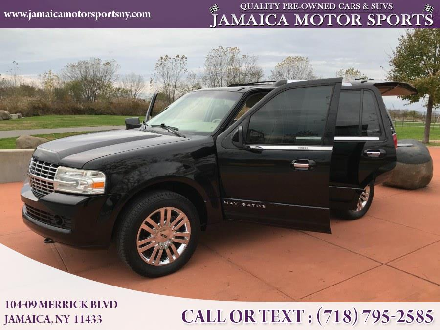 2008 Lincoln Navigator 4WD 4dr, available for sale in Jamaica, New York | Jamaica Motor Sports . Jamaica, New York
