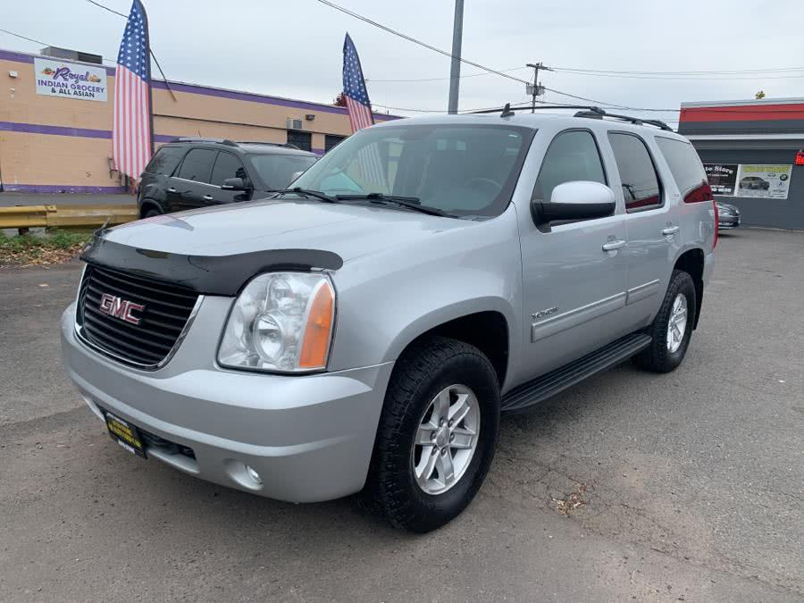 Used GMC Yukon 4WD 4dr 1500 SLT 2013 | Auto Store. West Hartford, Connecticut