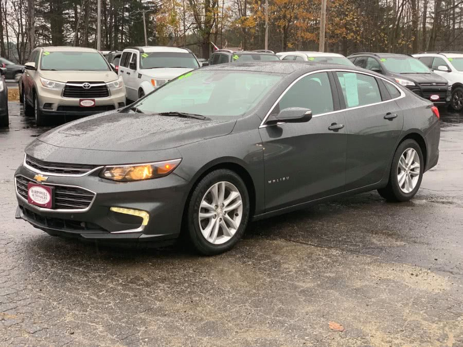 Used 2017 Chevrolet Malibu in Harpswell, Maine | Harpswell Auto Sales Inc. Harpswell, Maine