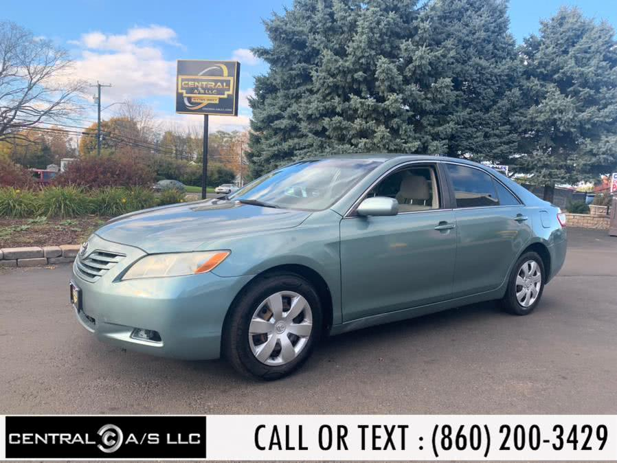Used Toyota Camry 4dr Sdn I4 Auto LE (Natl) 2009 | Central A/S LLC. East Windsor, Connecticut