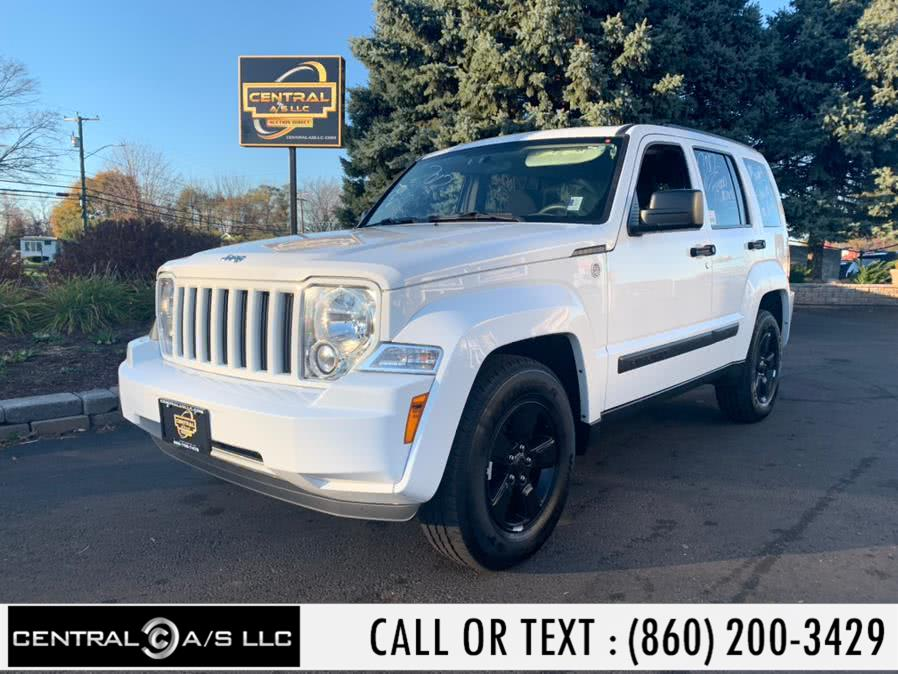 Used Jeep Liberty 4WD 4dr Sport Latitude 2012 | Central A/S LLC. East Windsor, Connecticut