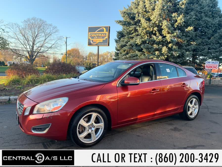 Used Volvo S60 4dr Sdn T5 Premier FWD 2013 | Central A/S LLC. East Windsor, Connecticut