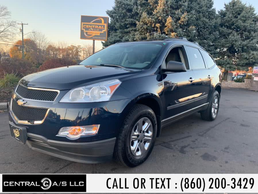 Used Chevrolet Traverse AWD 4dr LS 2012 | Central A/S LLC. East Windsor, Connecticut