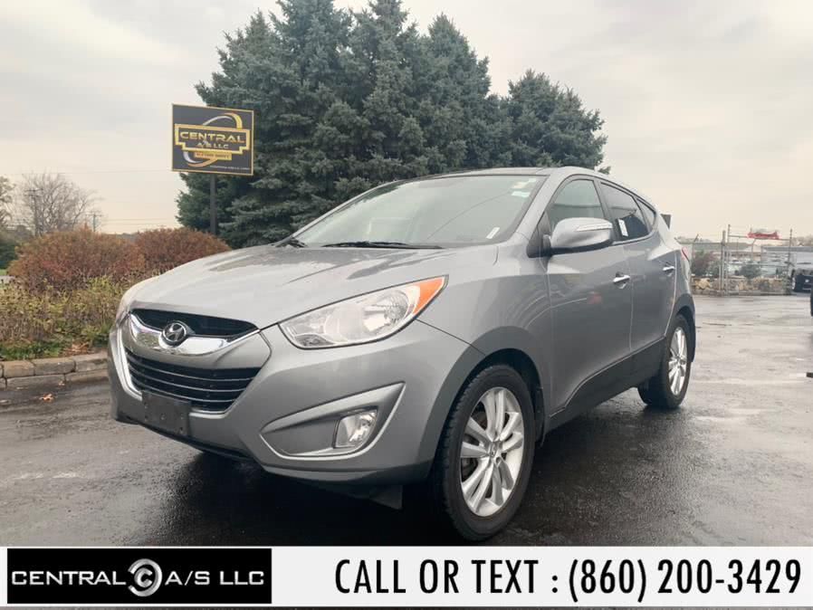Used Hyundai Tucson FWD 4dr Auto Limited PZEV *Ltd Avail* 2011 | Central A/S LLC. East Windsor, Connecticut