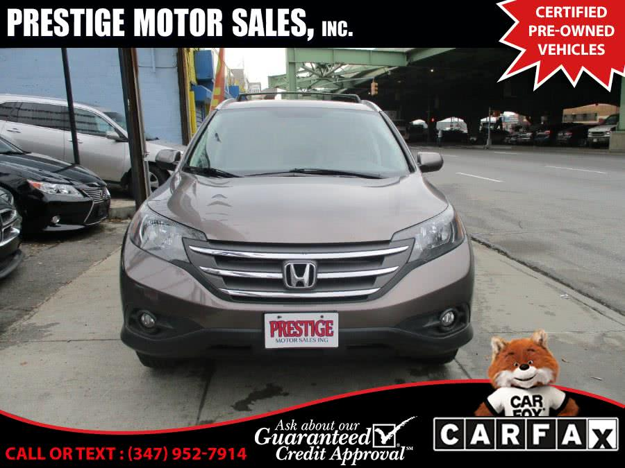 Used 2013 Honda CR-V in Brooklyn, New York | Prestige Motor Sales Inc. Brooklyn, New York