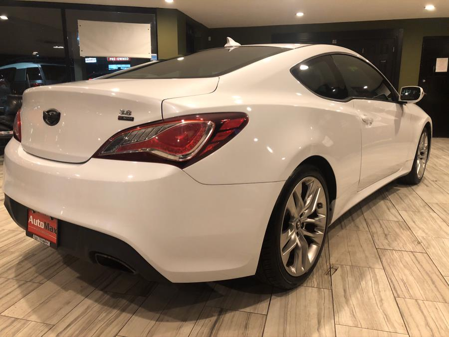 2014 Hyundai Genesis Coupe 2dr V6 3.8L Man R-Spec, available for sale in West Hartford, Connecticut | AutoMax. West Hartford, Connecticut