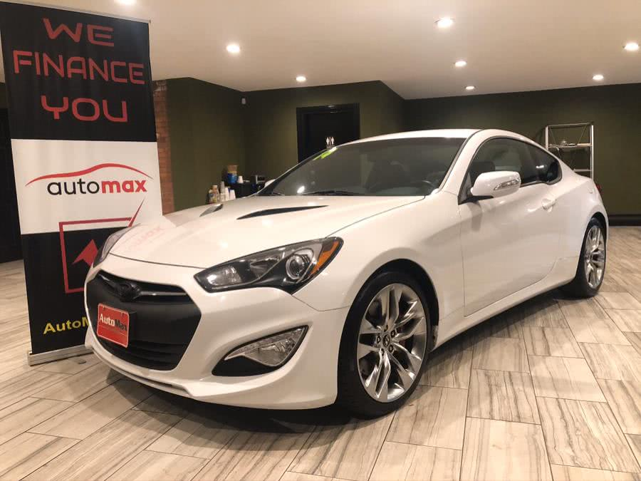 Used 2014 Hyundai Genesis Coupe in West Hartford, Connecticut | AutoMax. West Hartford, Connecticut