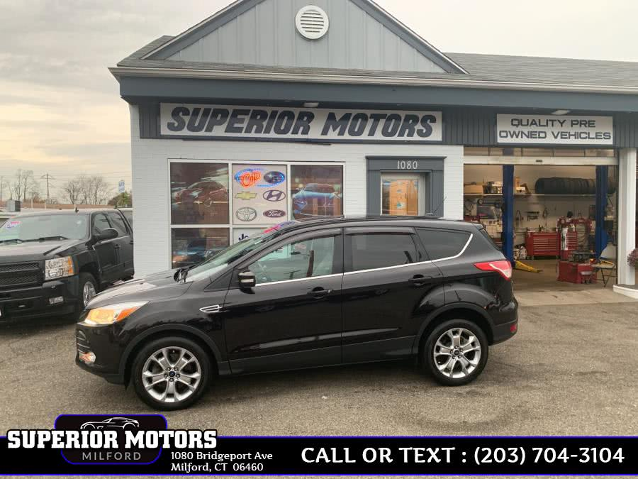 Used 2013 Ford Escape in Milford, Connecticut | Superior Motors LLC. Milford, Connecticut