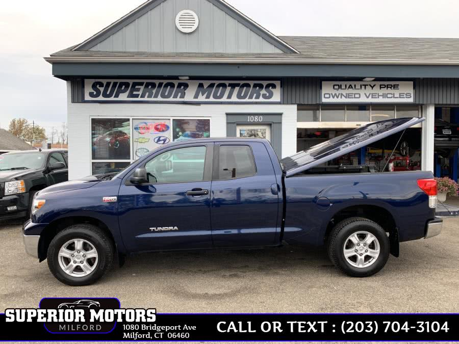 Used 2012 Toyota Tundra 4WD Truck in Milford, Connecticut | Superior Motors LLC. Milford, Connecticut
