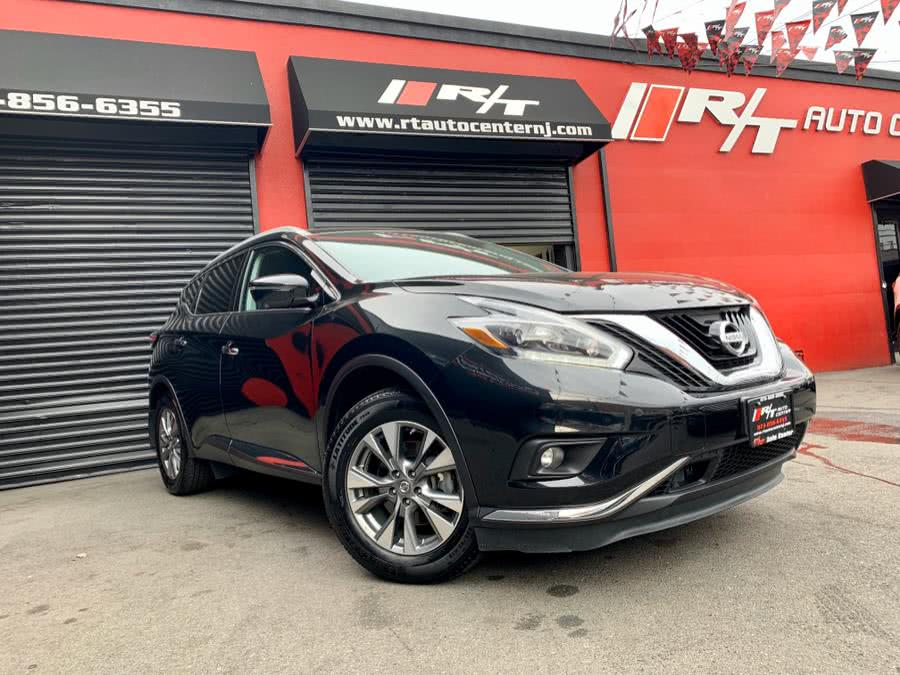 Used 2018 Nissan Murano in Newark, New Jersey | RT Auto Center LLC. Newark, New Jersey