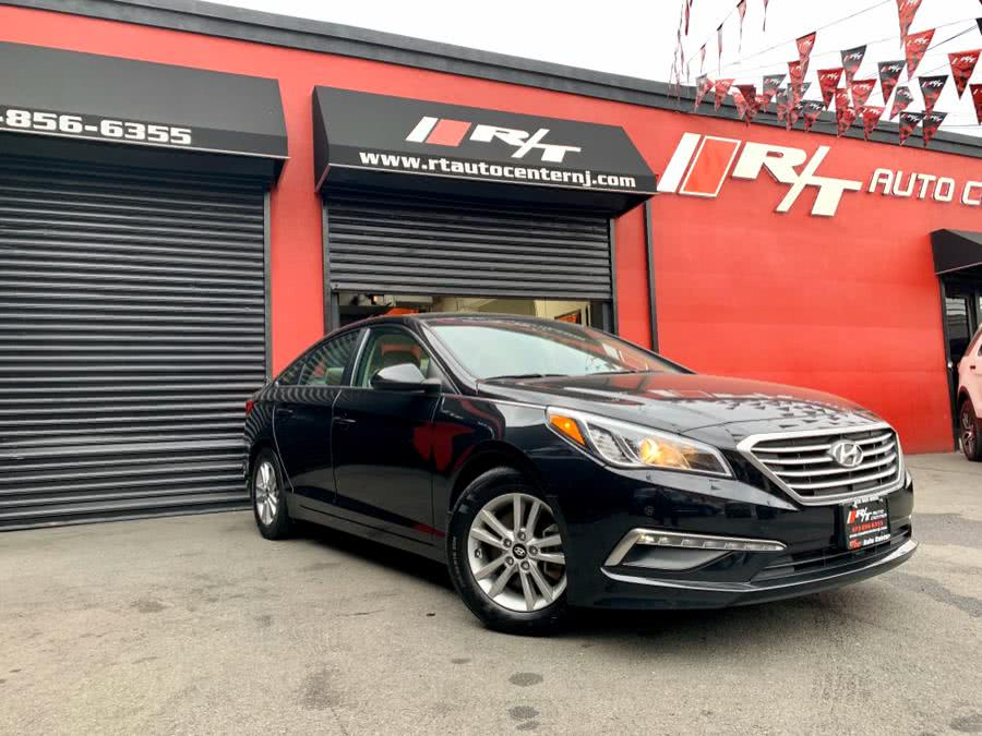 Used 2015 Hyundai Sonata in Newark, New Jersey | RT Auto Center LLC. Newark, New Jersey