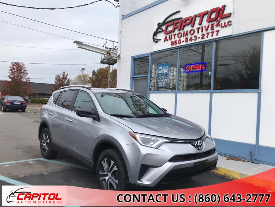 Used 2016 Toyota RAV4 in Manchester, Connecticut | Capitol Automotive 2 LLC. Manchester, Connecticut