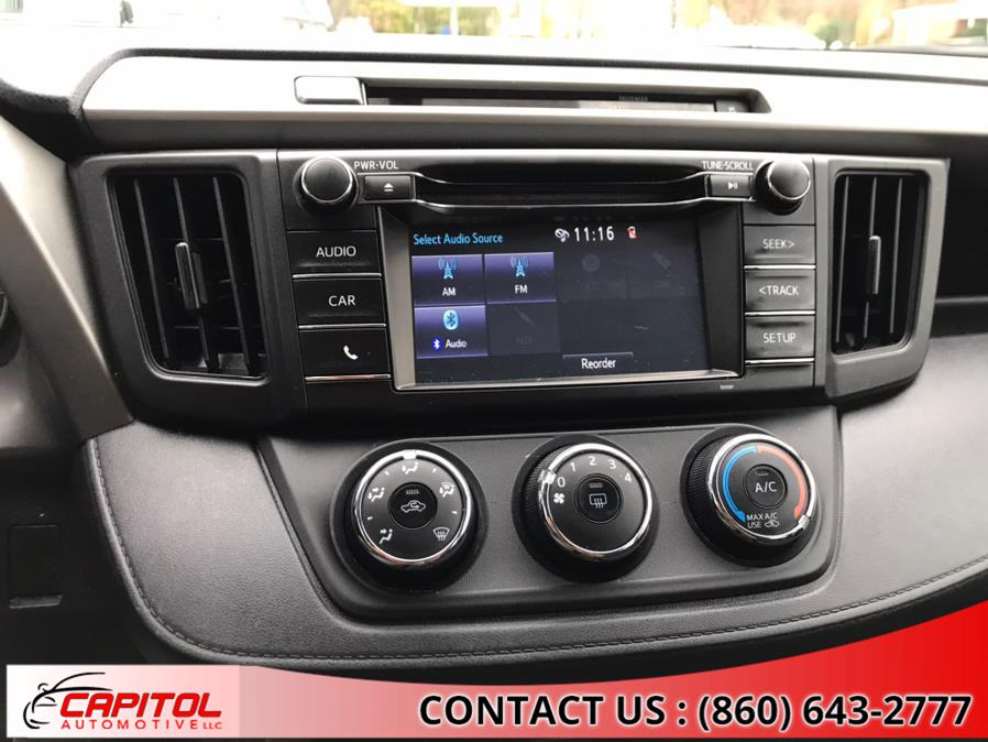 2016 Toyota RAV4 AWD 4dr LE (Natl), available for sale in Manchester, Connecticut | Capitol Automotive 2 LLC. Manchester, Connecticut