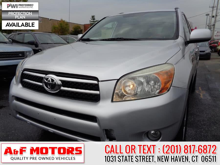 Used 2008 Toyota RAV4 in East Rutherford, New Jersey | A&F Motors LLC. East Rutherford, New Jersey