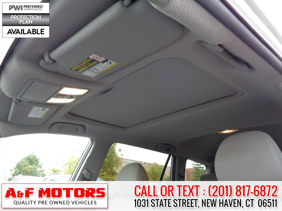 2008 Toyota RAV4 4WD 4dr 4-cyl 4-Spd AT Ltd (Natl), available for sale in East Rutherford, New Jersey | A&F Motors LLC. East Rutherford, New Jersey